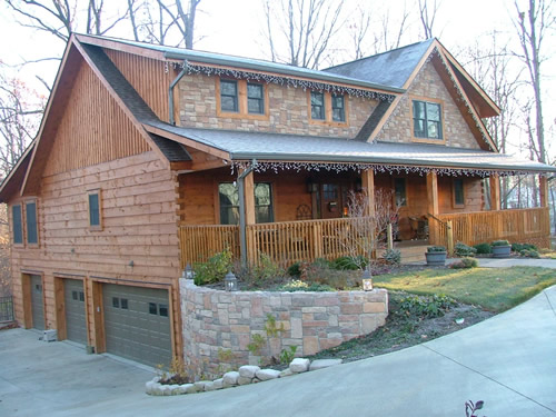 Applewood Log Homes 13 B